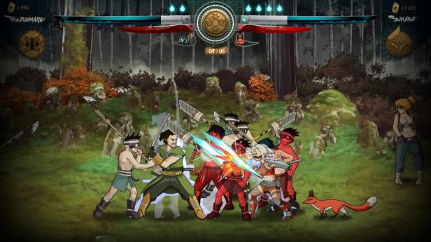 Samurai Riot (2)