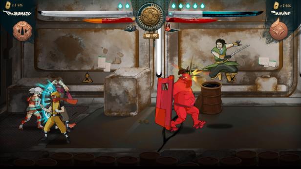 Samurai Riot (4)