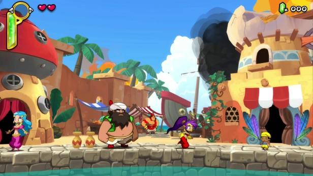 Shantae Half-Genie Hero Ultimate Edition (1)