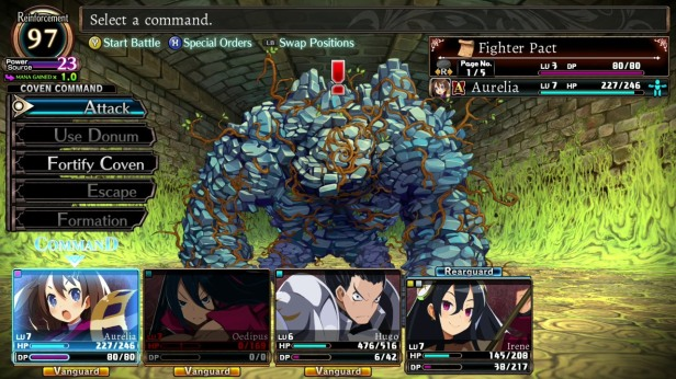 Labyrinth of Refrain Coven of Dusk (1)