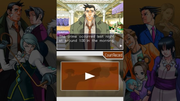 Phoenix Wright Ace Attorney − Trials and Tribulations (1)