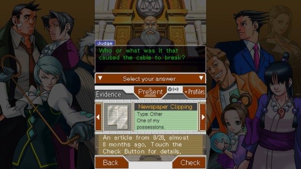 Phoenix Wright Ace Attorney − Trials and Tribulations (3)