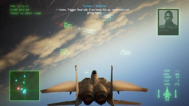 Ace Combat (3)