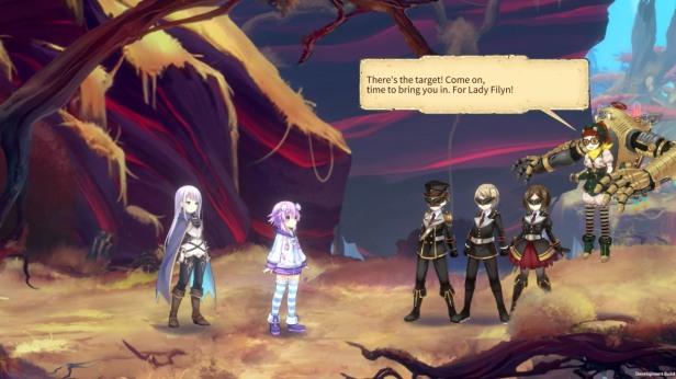 Super Neptunia RPG (2)