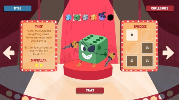 Dicey Dungeons (1)