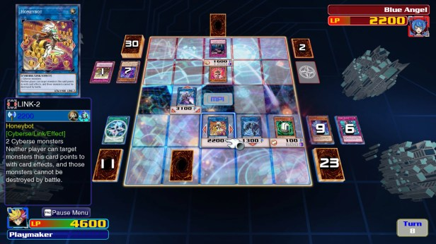 Yu-Gi-Oh! Legacy of the Duelist Link Evolution (6)