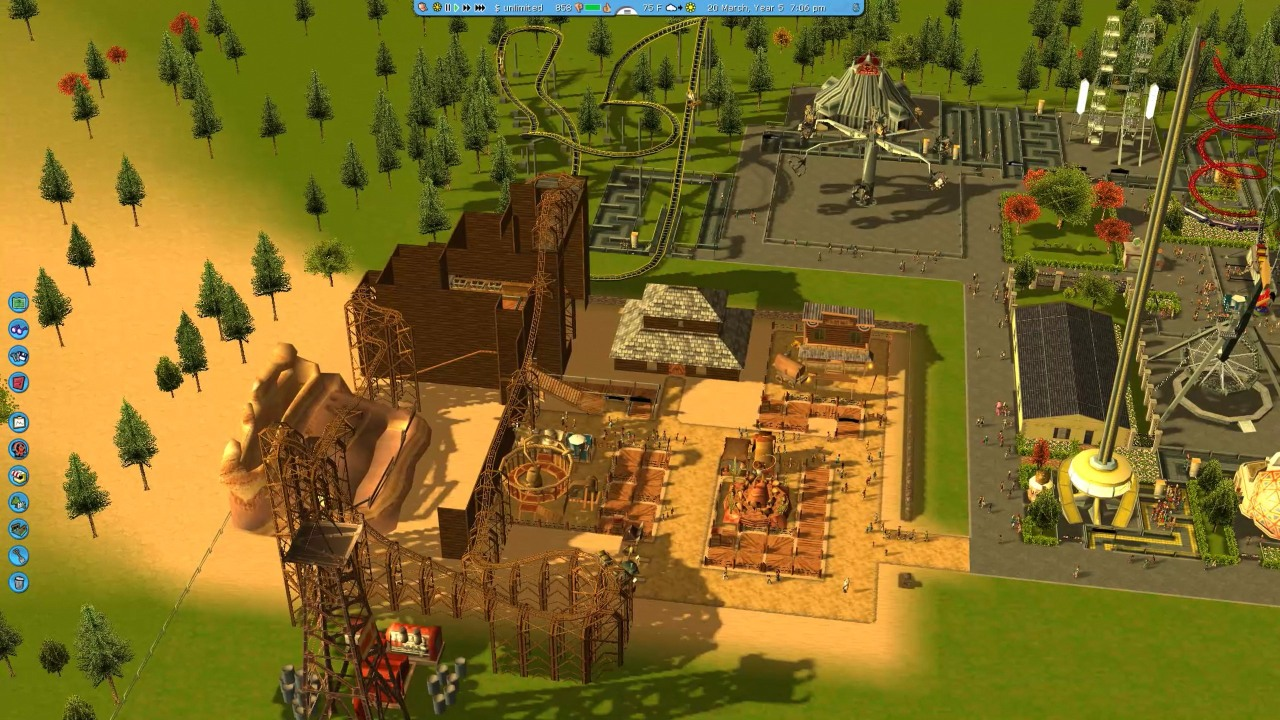 RollerCoaster Tycoon® 3 Complete Edition (2)