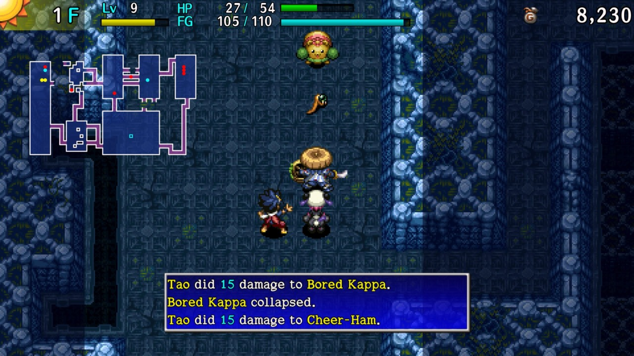 Shiren the Wanderer The Tower of Fortune and the Dice of Fate (3)