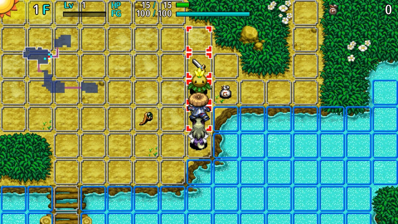 Shiren the Wanderer The Tower of Fortune and the Dice of Fate (4)