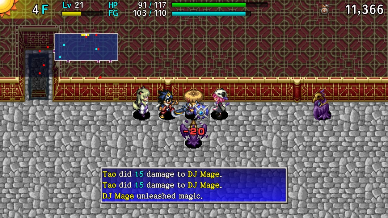 Shiren the Wanderer The Tower of Fortune and the Dice of Fate (5)