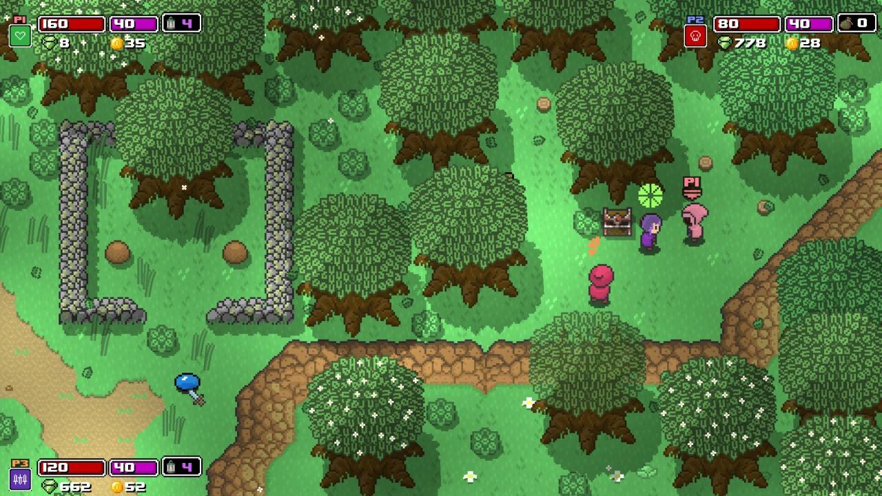 Rogue Heroes Ruins of Tasos (2)