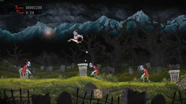 Ghosts 'n Goblins Resurrection (1)