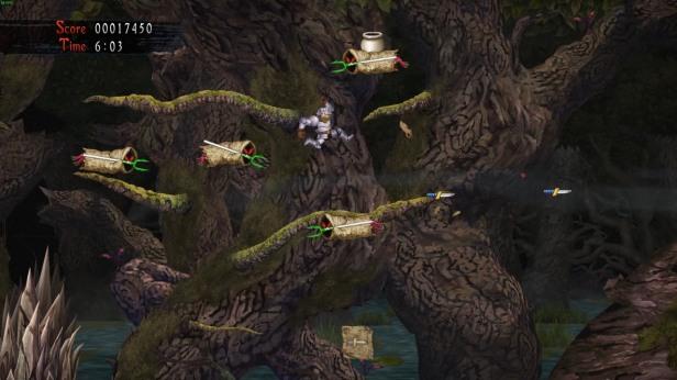 Ghosts 'n Goblins Resurrection (2)