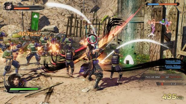 Samurai Warriors 5 (2)