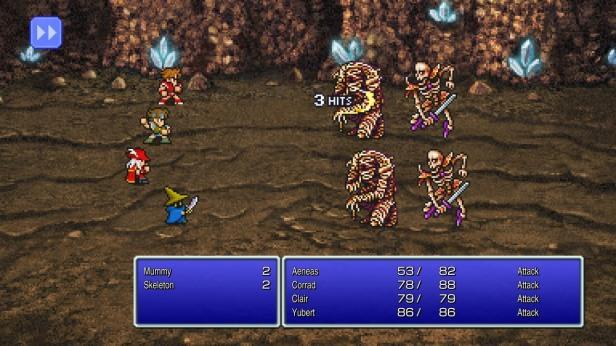 Final Fantasy Pixel Remaster (1)