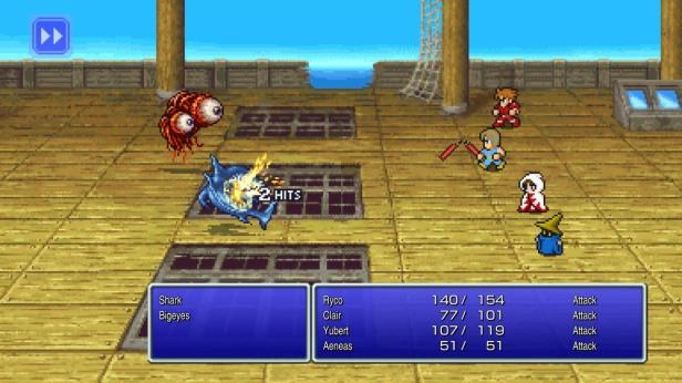 Final Fantasy Pixel Remaster (2)