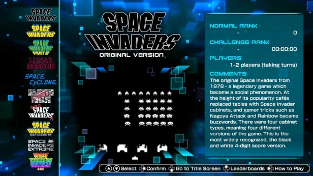 Space Invaders Invincible Collection (2)