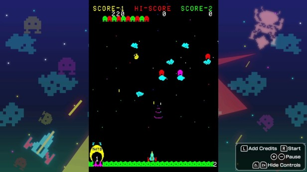 Space Invaders Invincible Collection (4)