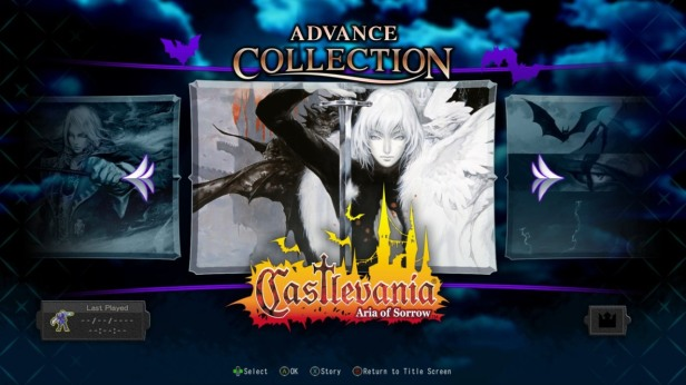 Castlevania Advance Collection (1)