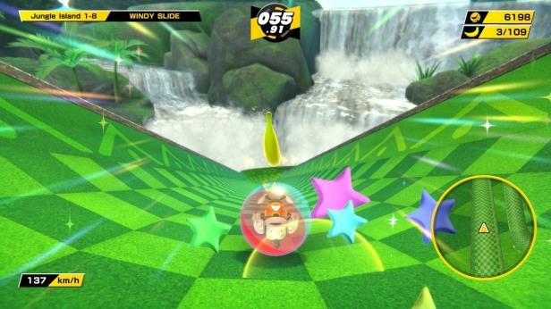 Super Monkey Ball Banana Mania (2)